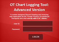 O.T. Chart Logging Tool - Advanced
