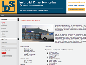 Industrial Drive Service