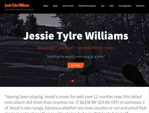 Jessie Tylre Williams - Musician